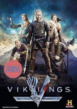 Vikings Turkce Dublaj Izle History Channel Vikings Vikings Season Vikings Show