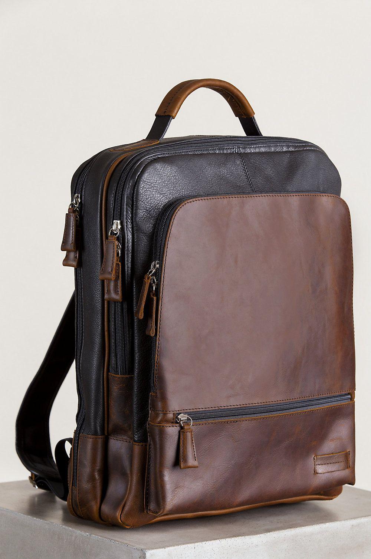 Princeton Argentine Leather Backpack Mens Leather Bag Leather Bag Women Simple Leather Bag