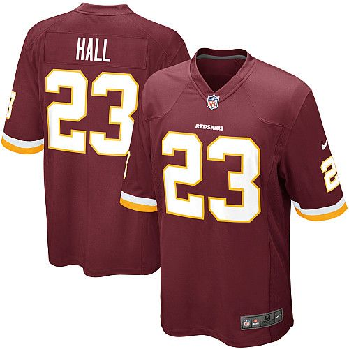 Nike Limited DeAngelo Hall Burgundy Red Youth Jersey Washington  for sale