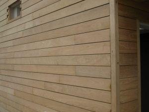 Oak Cladding At Dover Castle Extension Oak Cladding