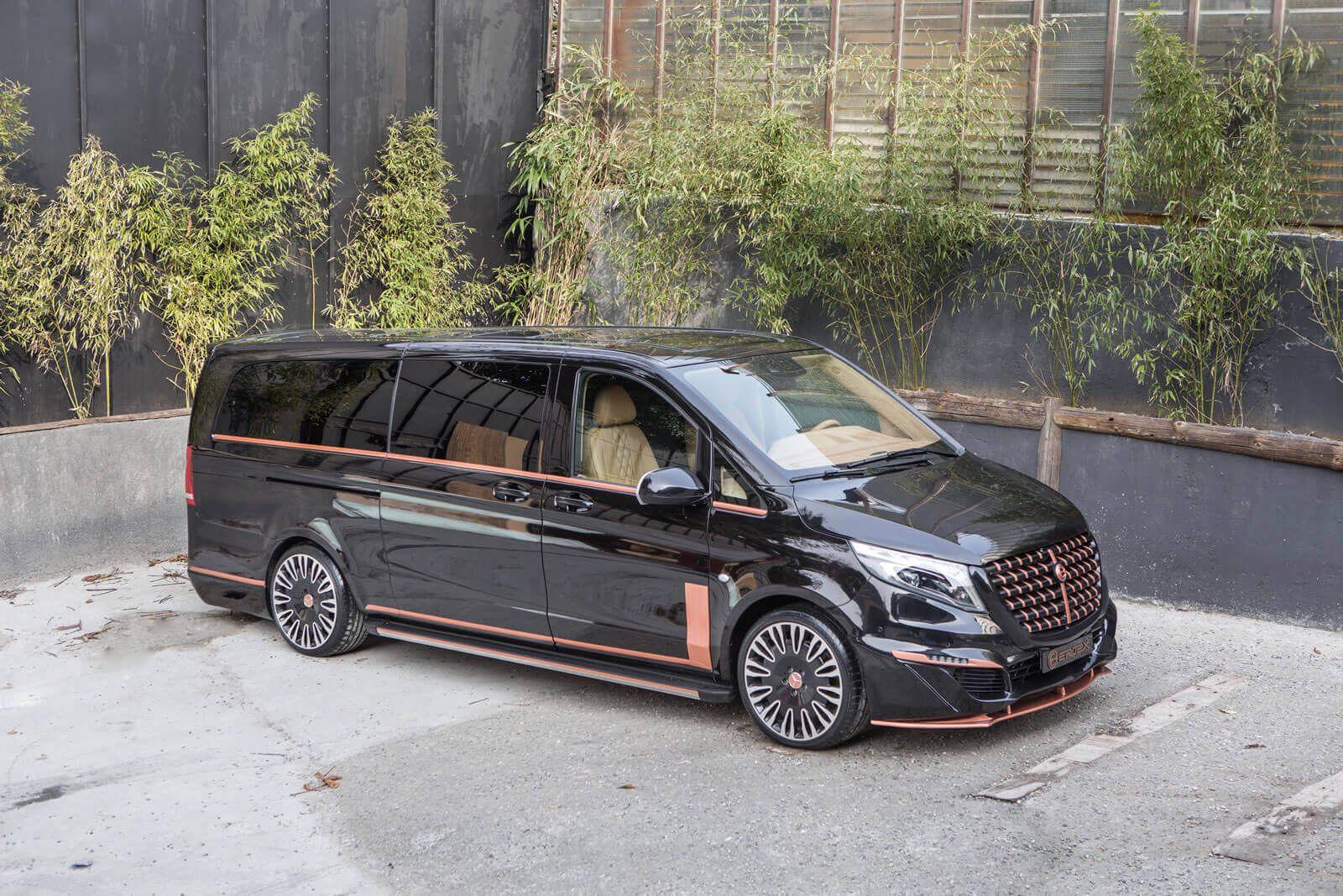 Ertex Luxury Car Design Westfalia Jules Verne Kepler Club