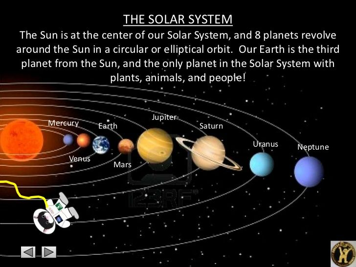 sun as center of solar system - photo #6