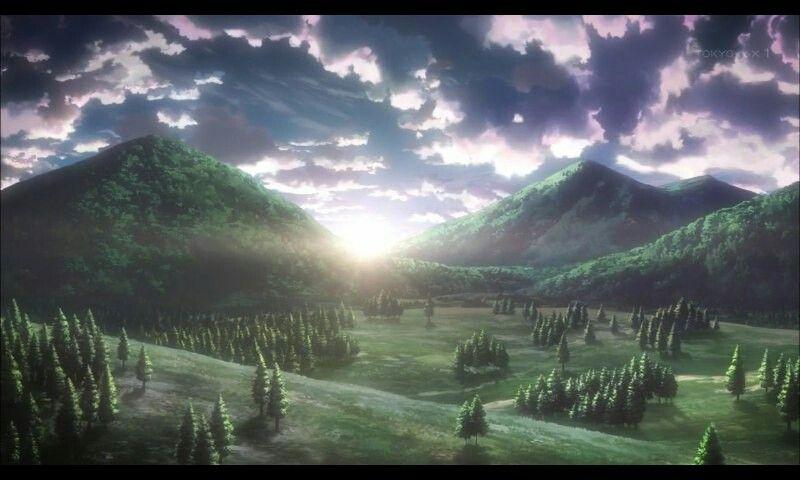 pin by kyoka ackerman on anime scenery attack