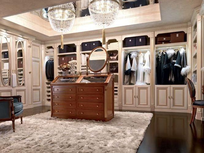 Martini Mobili ~ Emozioni walk in wardrobe by martini mobili 衣帽间