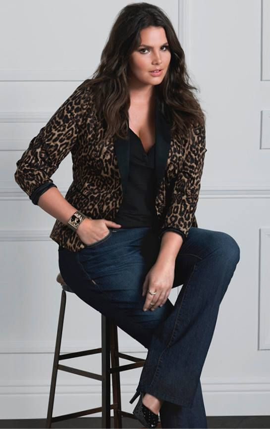 id e de look jean femme pulpeuse ou ronde jean bootcut. Black Bedroom Furniture Sets. Home Design Ideas