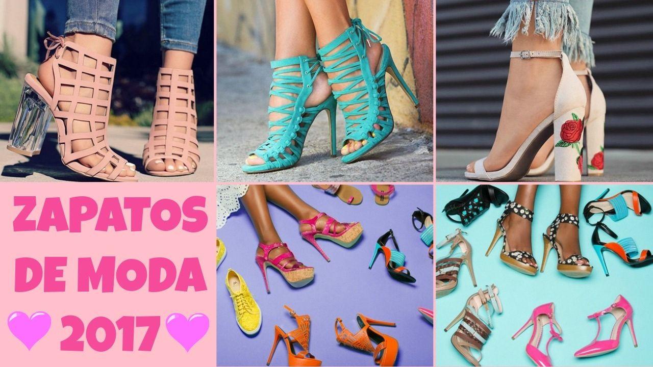 Verano De Zapatos 2018 Moda 2017 Para Primavera Mujer Juvenil mNn80w