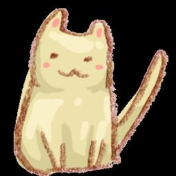 Cat Icon Cute Anime Cat Cat Icon Anime Cat