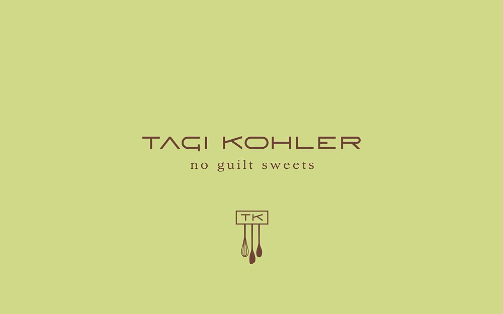 Tagi kohler // no guilt sweets | Identity Design | Pinterest ...