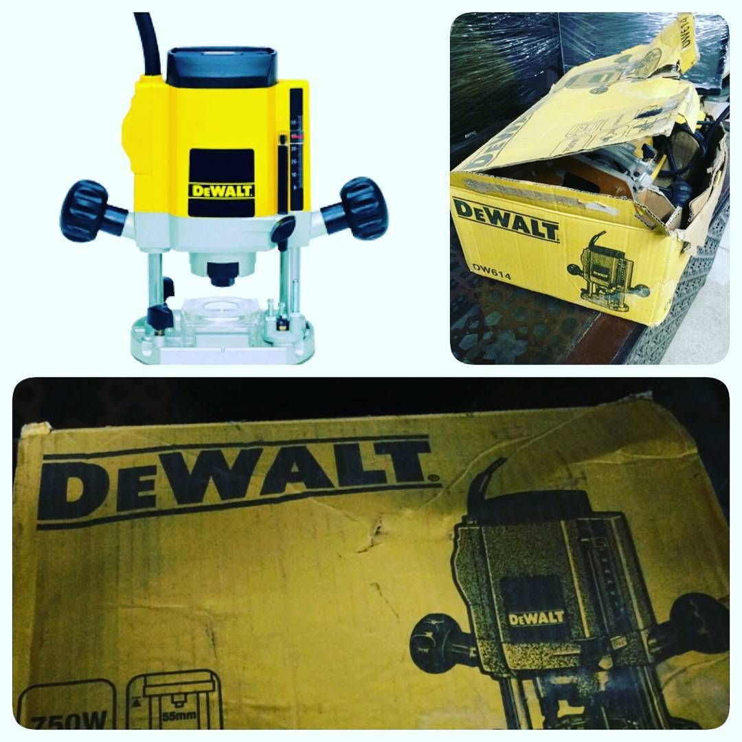 For Sale Dewalt Router Model Dw614 Good Condation Price 45 Bd Tel 33770050 Dewalt Router Instagram
