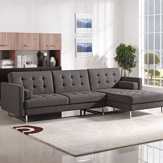 Shop AllModern for Sectionals for the best selection in modern design.  Free shipping on all orders over $49.