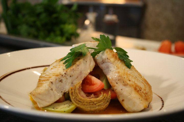 Wahoo dish fishing recipes pinterest dishes crab for Wahoo fish recipes