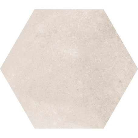 Memphis White Hexagon Floor Tiles in 2020 Hexagon tile