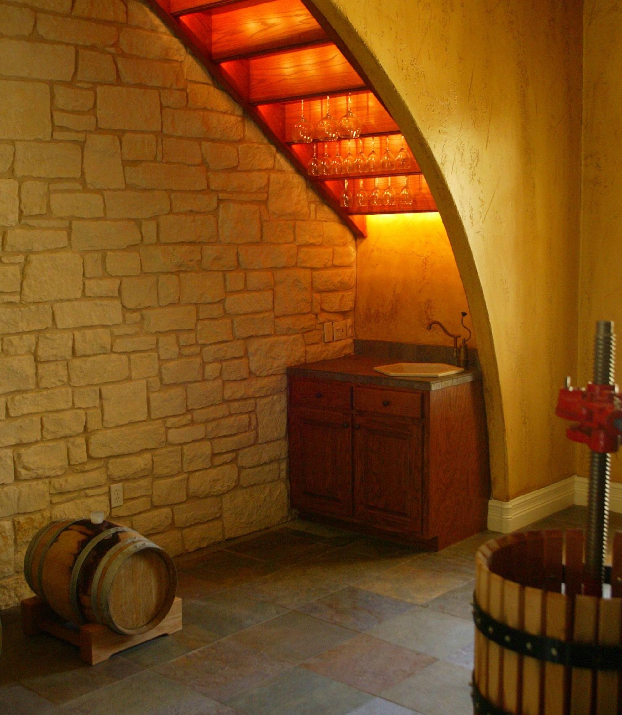 Wine Cellar, Wine Storage, Cellar