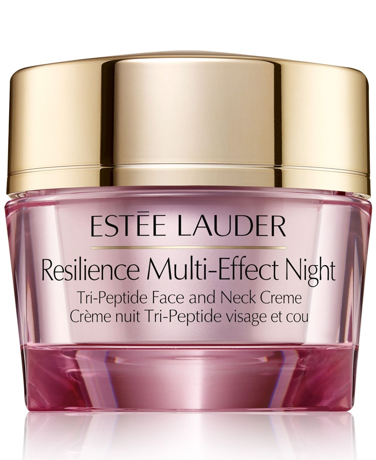Photo of Estée Lauder Estee Lauder Resilience Multi-Effect Night Tri-Peptide Face and Neck Crème, 2.5-oz. & Reviews – Skin Care – Beauty – Macy's
