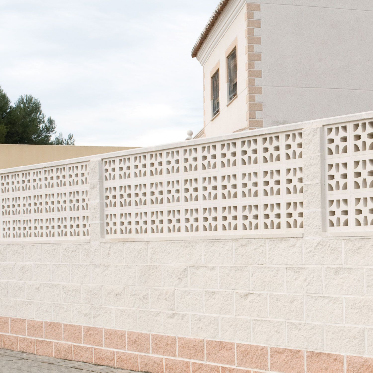 Celos A Malta Celos As Decorativas Decorative Bricks  ~ Celosias De Madera Leroy Merlin