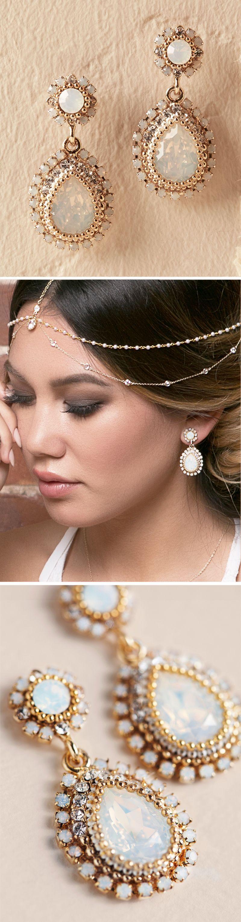 40+ Wedding earrings gold designs info