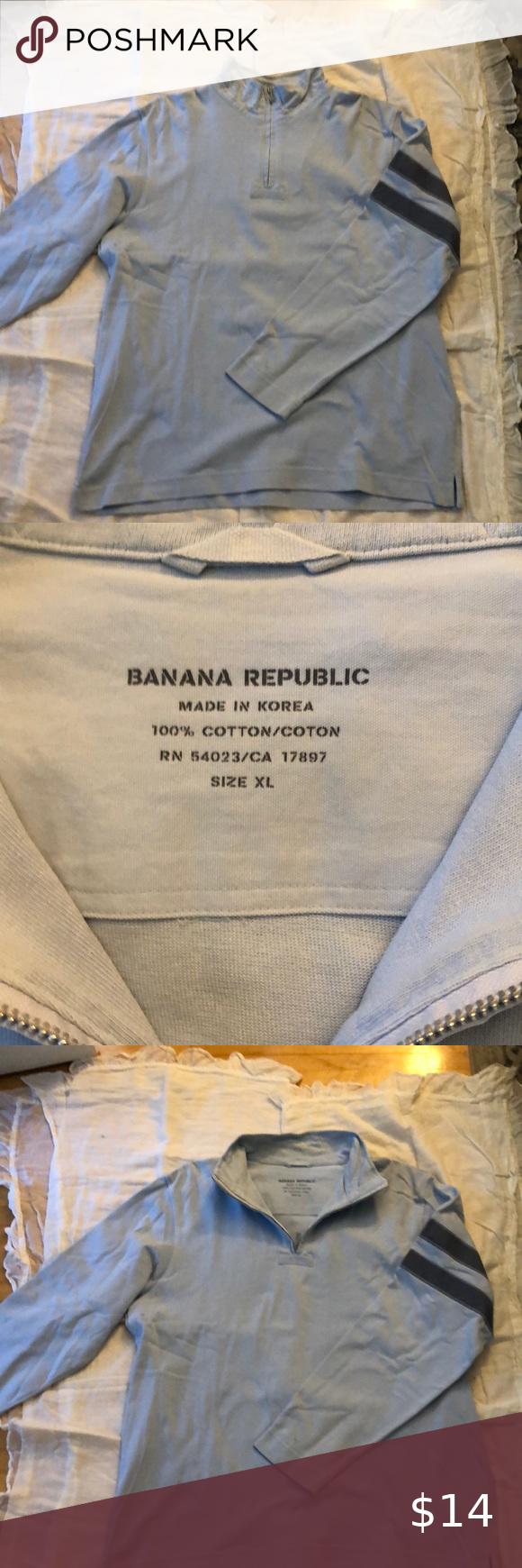 Banana Republic Men S Sweatshirt Long Sleeve Tshirt Men Banana Republic Men Mens Sweatshirts [ 1740 x 580 Pixel ]