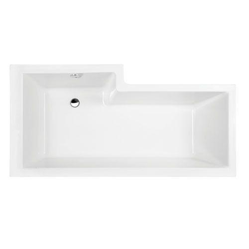 Showercube 1700 Bath Right Hand Bathstore Shower Bath Bath Panel Bathroom Bath