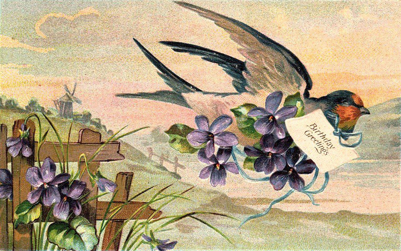 принципе можно праздник птиц открытка такие виды