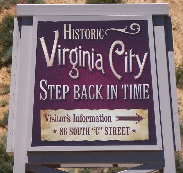 Virginia City Nevada Visit The Comstock Lode Virginia City Carson City Nevada