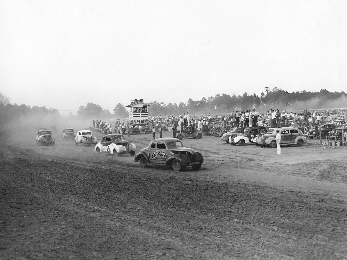 Gli albori della NASCAR