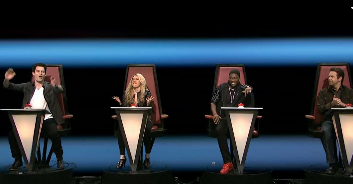 """""""SNL"""" and Melissa McCarthy parodied """"The Voice,"""" and they will put you in stitches"""