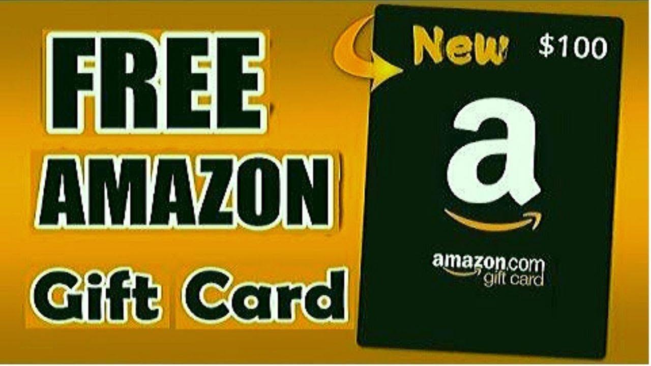 Free amazon gift cards 2020 free amazon gift code card