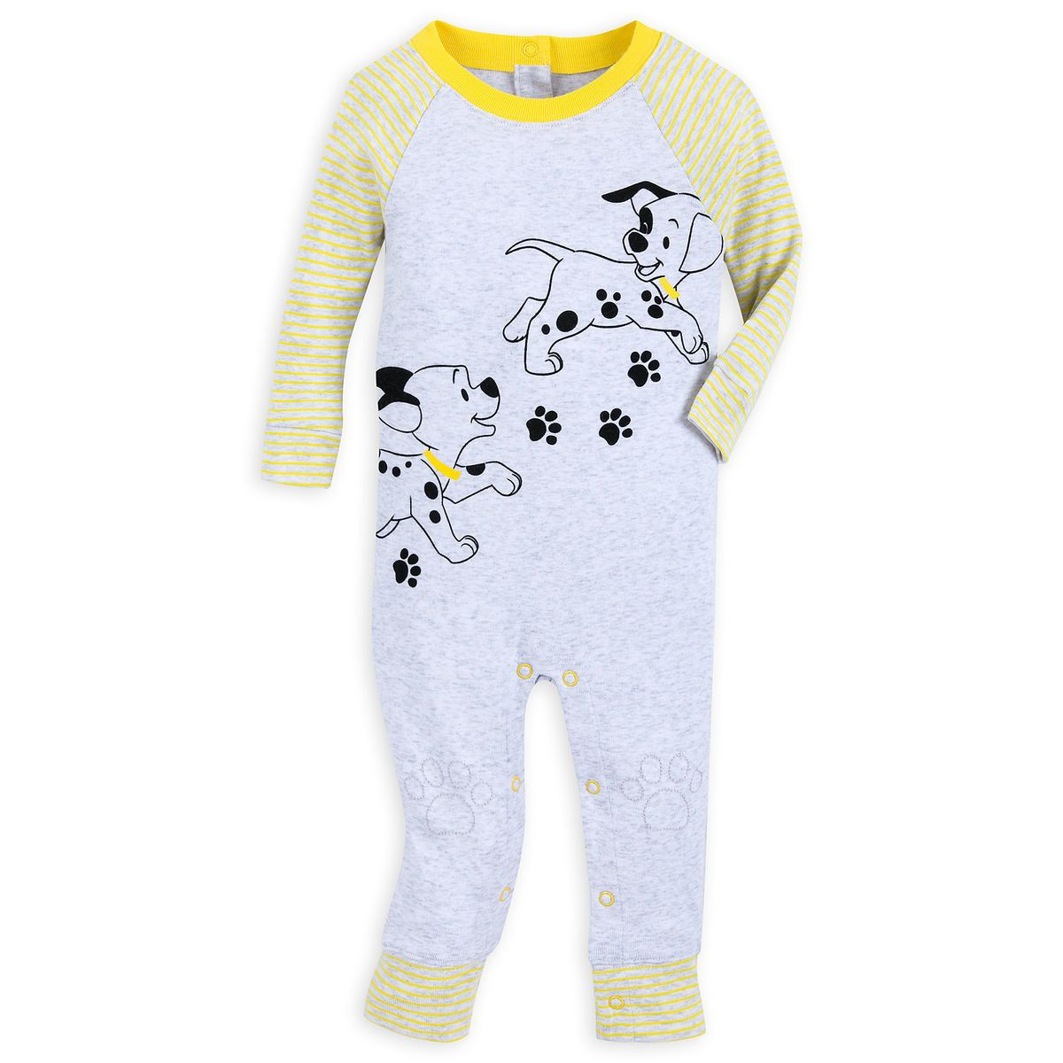 Product Image Of Lucky And Patch Stretchie For Baby 101 Dalmatians 1 Kids Disney Outfits Baby Boy Outfits Paisley Clothes