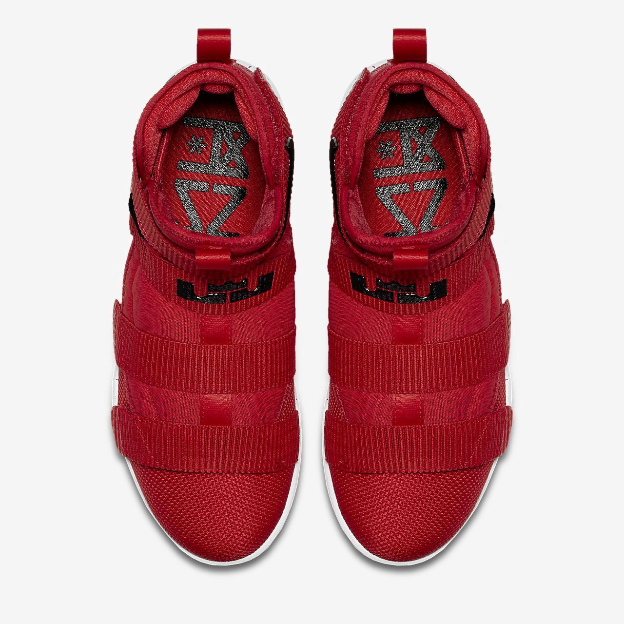 9d59a03c984 Nike Lebron Soldier Xi Flyease (Extra Wide) Basketball Shoe - M 10.5   W 12   extrawideshoes