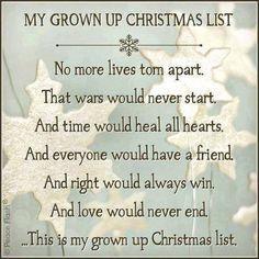 My Grownup Christmas List Lyrics.My Grown Up Christmas List Lyrics Google Search Heart