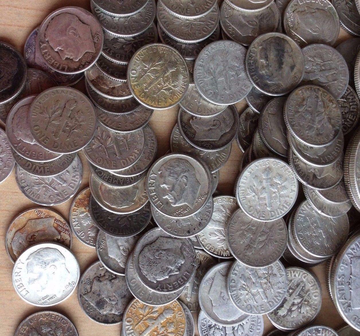 1965 Silver Quarter