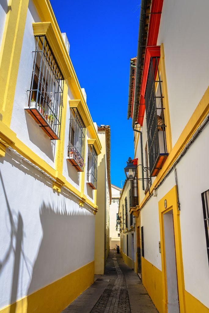 Bellísimos colores de Córdoba