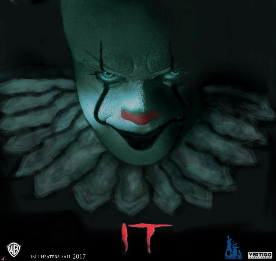 IT (2017) Movie Poster by SnakePowerforce All things