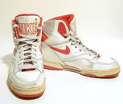 80's Nike High Tops were awesome! in 2019 | 80s fashion men