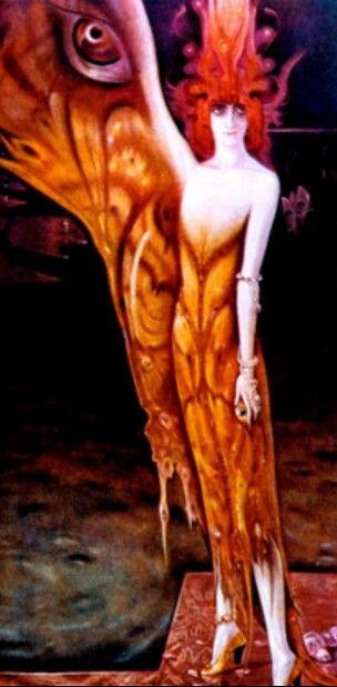 Ritratto della marchesa Luisa Casati