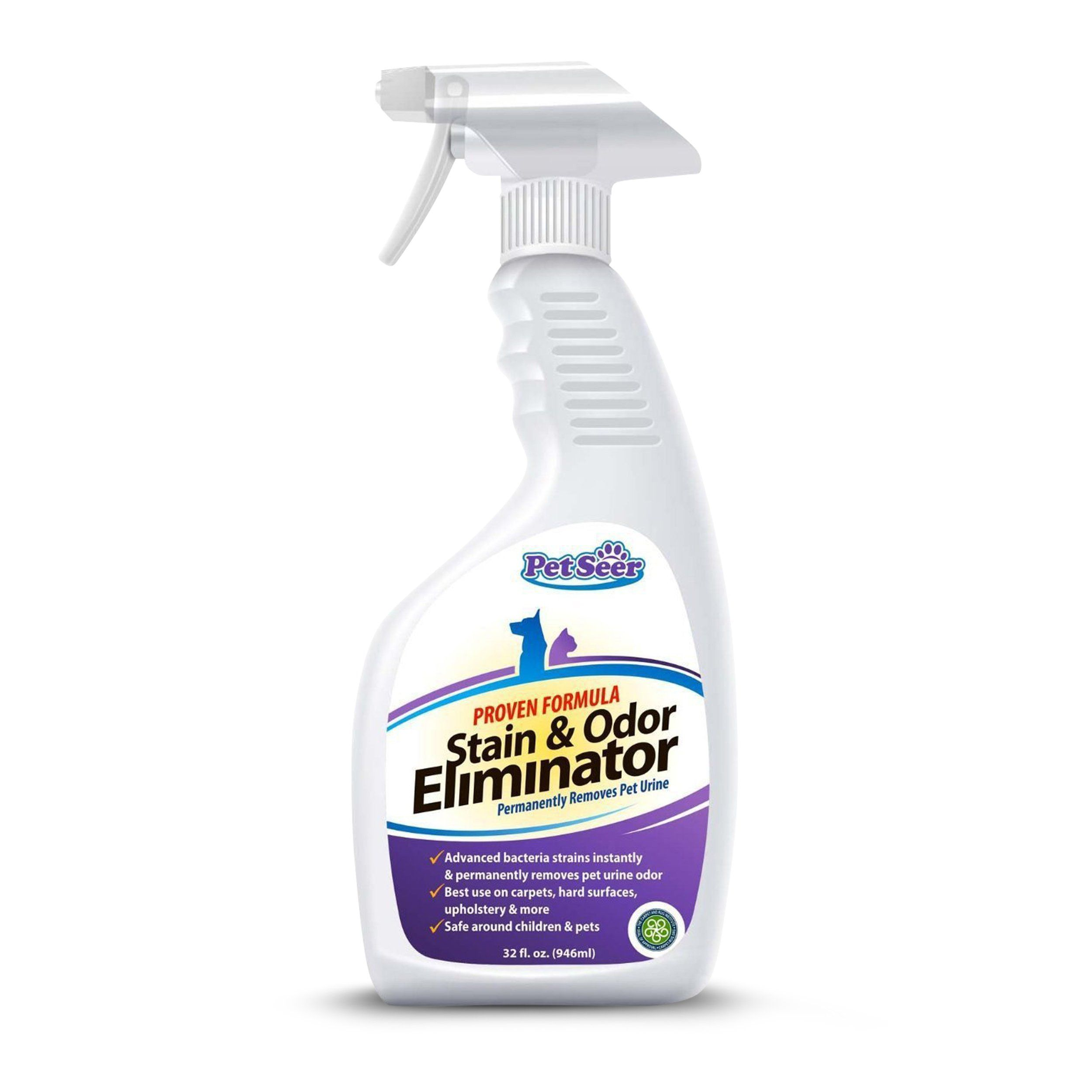 Pet Odor Stain Eliminator Is Specially Designed To Target The