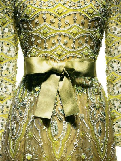 fit into this dior 1972 ... wow!!