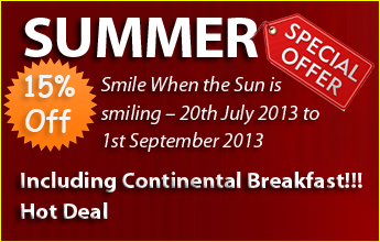Amsterdam Hotel Summer Special Offers