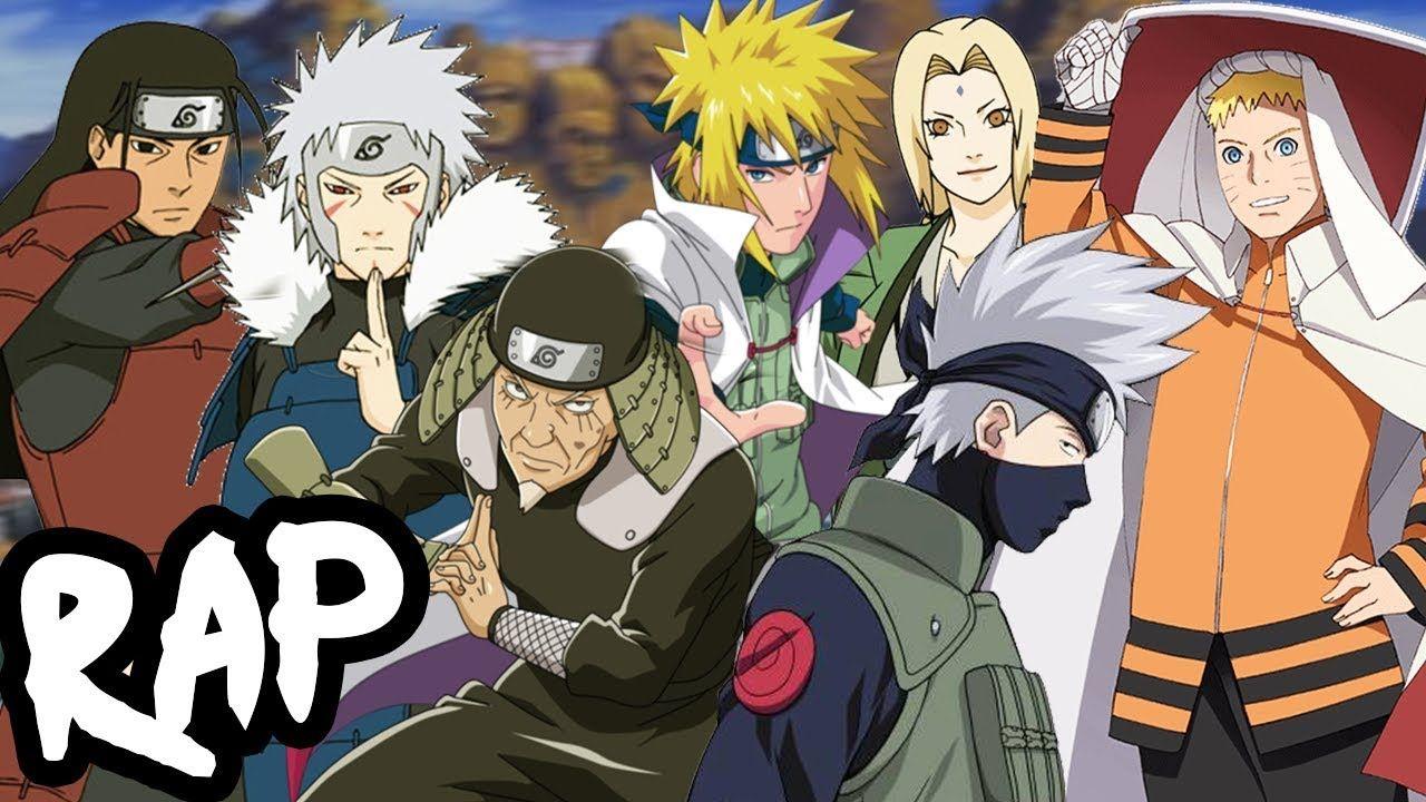 Hokage Rap Cypher Rustage Ft None Like Joshua Gameboyjones More Na Rap Naruto Naruto Shippuden Anime