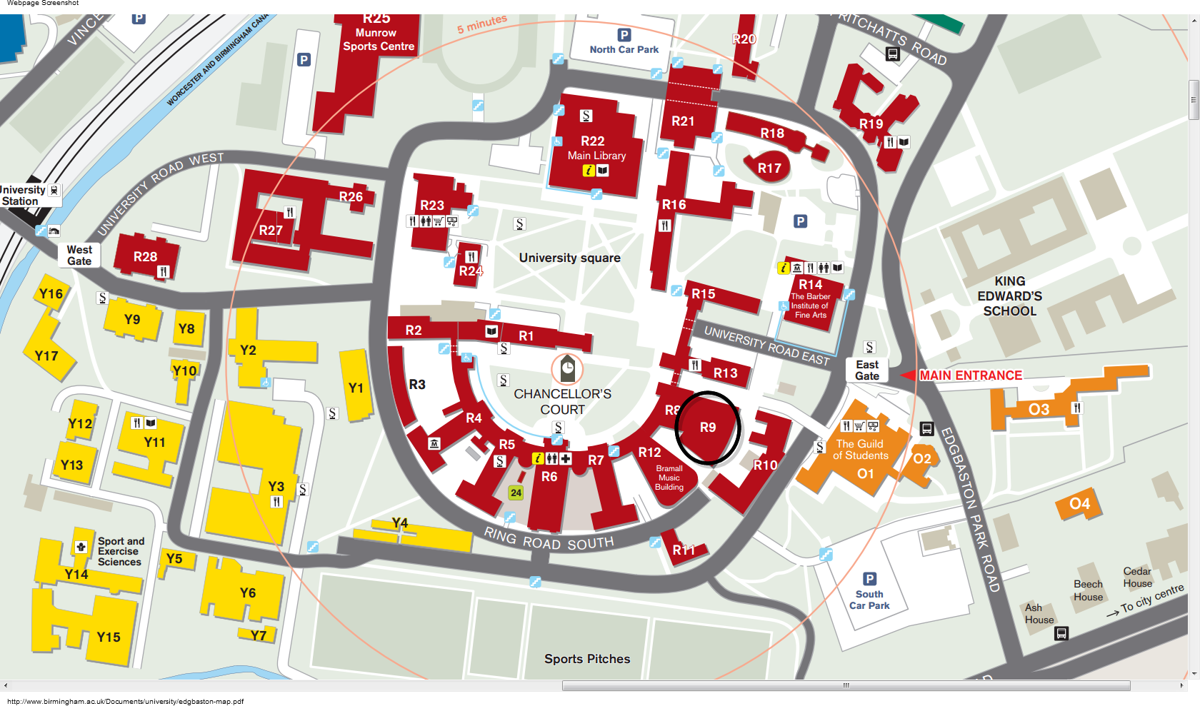 university campus map - Google Search | Maps | Pinterest | Campus ...