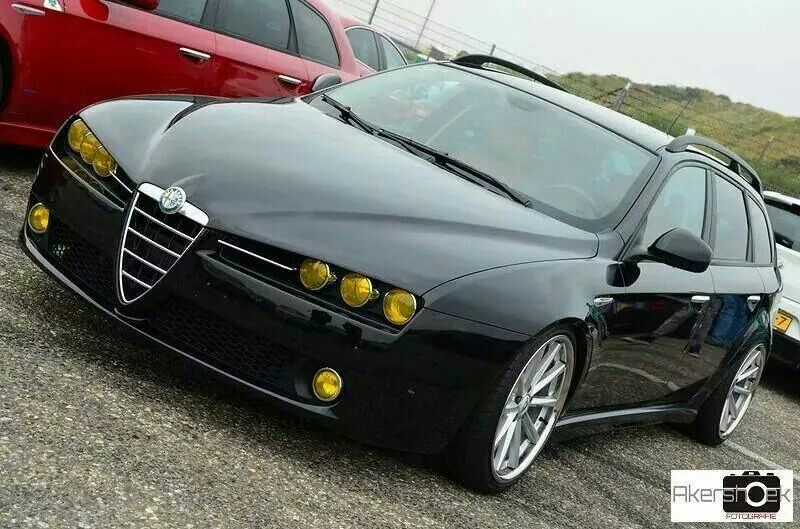 Alfa Romeo 159 Sw Alfa Romeo 159 Alfa 159 Sportwagon Alfa 159