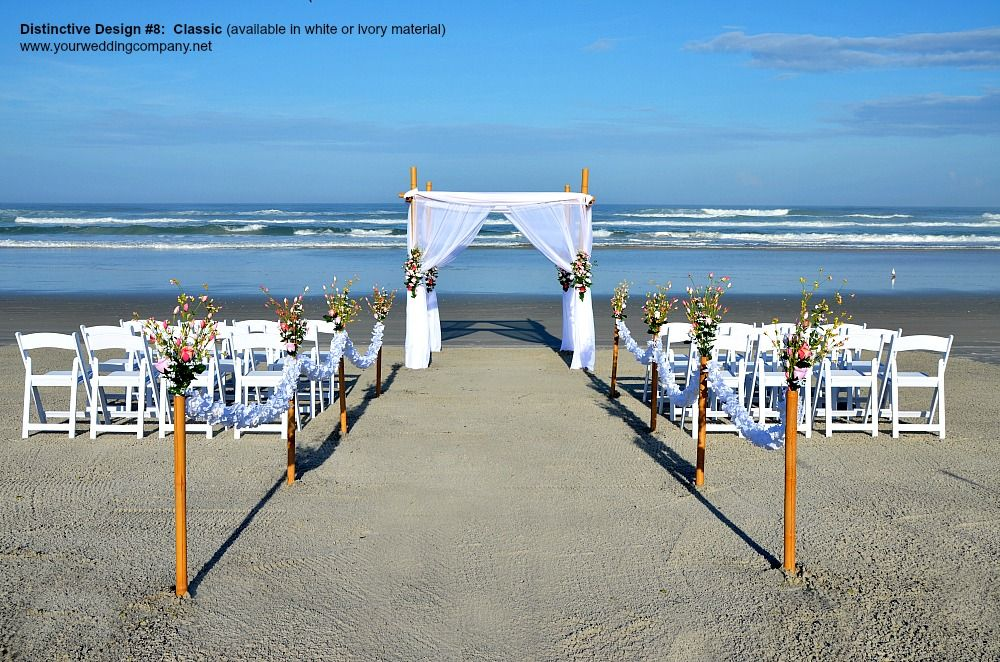 Cocoa Beach Weddings and Port Canaveral Beach Wedding Packages