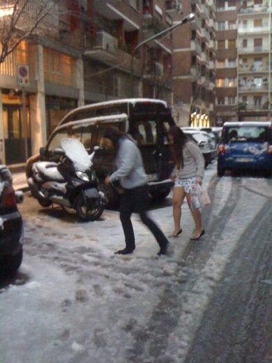 Photo of Snow on Rome, lettori & # 39; foto / 11 – Roma – Repubblica.it