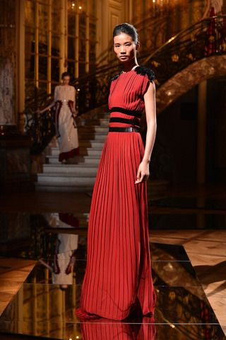 Vionnet Fall 2013 Couture Collection Slideshow on Style.com