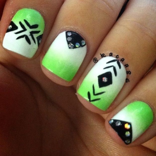 70 trendy nail Art ideas for summer 2015 | Nails | Pinterest ...