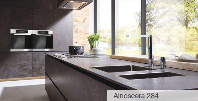 Alno Küche Alnoscera 284 Raumsinne Küchen Pinterest Alno - k che hochglanz grau