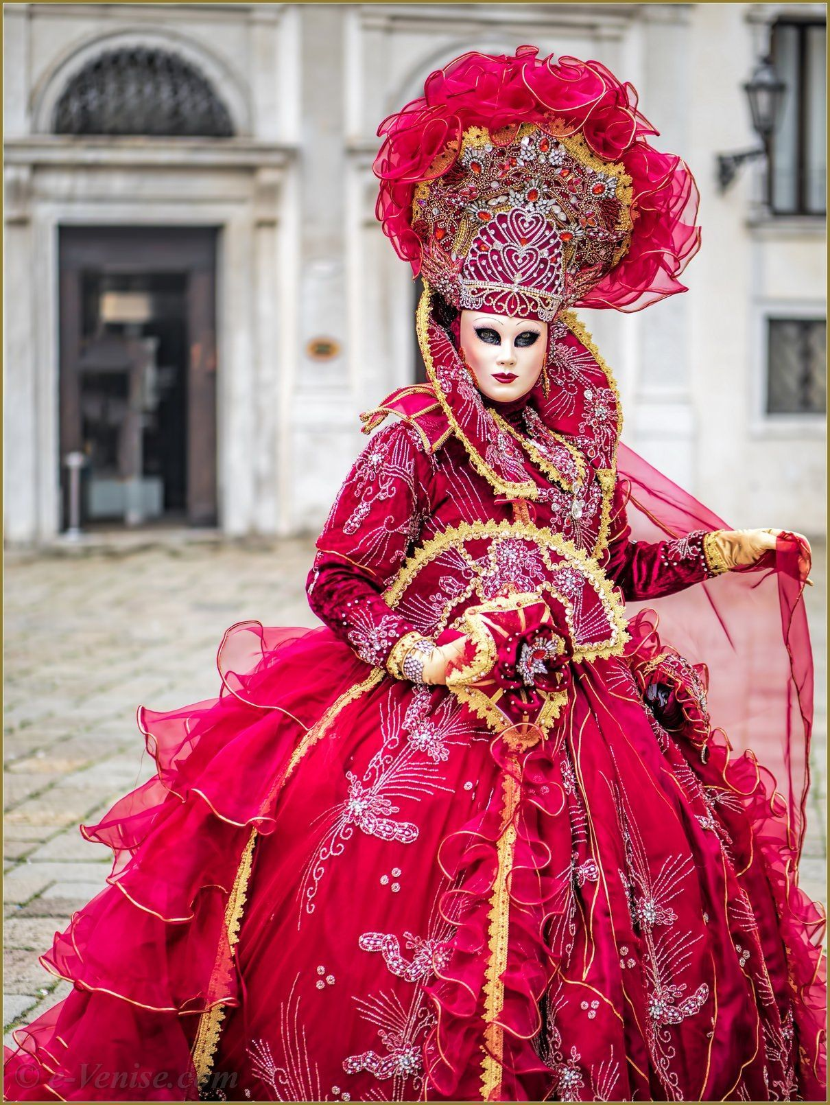 Photos Masques Costumes Carnaval Venise 2016 | page 4 | Venise rouge ...