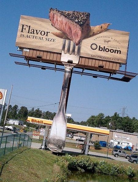 30+ Creative Outdoor Advertisements