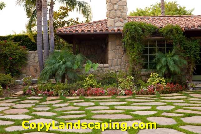 front yard landscaping ideas southern