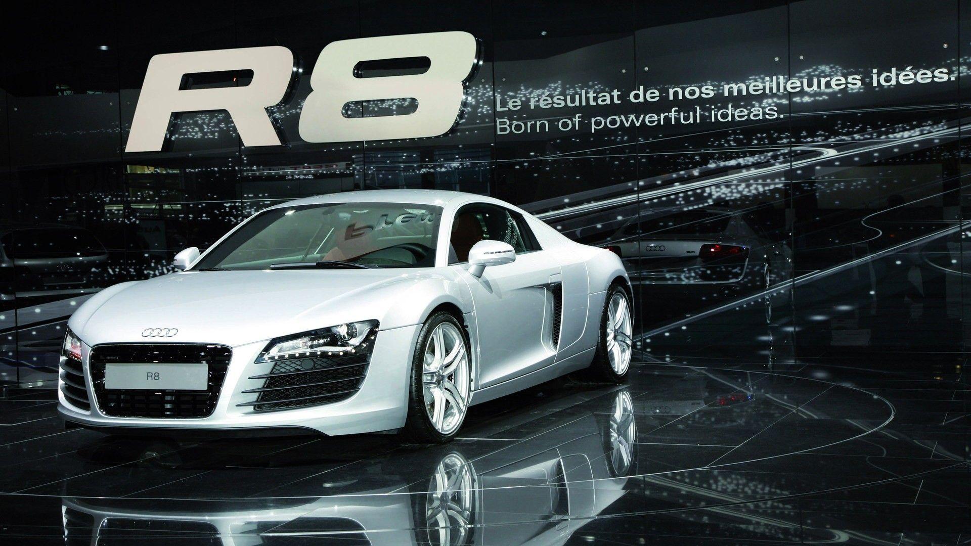 Audi R Wallpapers HD Wallpaper